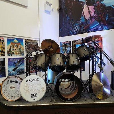 Drum heaven