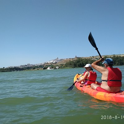 Ruta en kayaks con TURISMO ACTIVO ARCOS