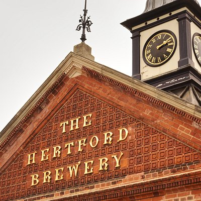 The Hertford Brewery home to the Arts Hub Gallery