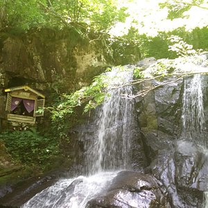 Another waterfall.