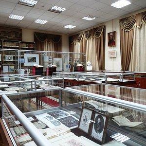 Музей редкой книги, Нежин
