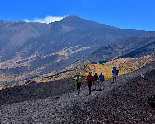Eco friendly excursions on Mt.Etna Etnatao