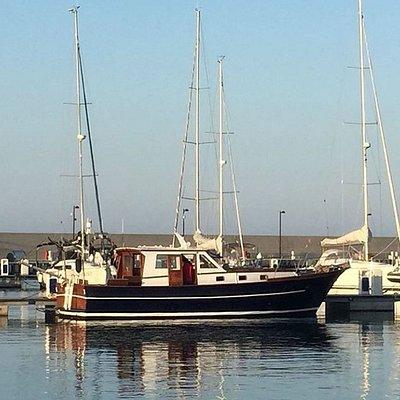 Cala Ponte Marina a Polignano località San Vito