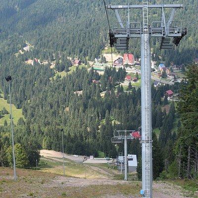 Piatra Graitoare ski slope