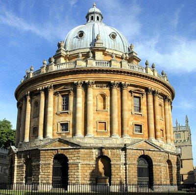 Radcliffe Camera i Oxford