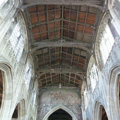 The Church of St Thomas Becket i Salisbury