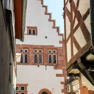 Büdingen: Heuson-Museum im historischen Rathaus