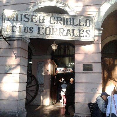 Museo Criollo de los Corrales- Barrio de Mataderos- Bs.As.2018.