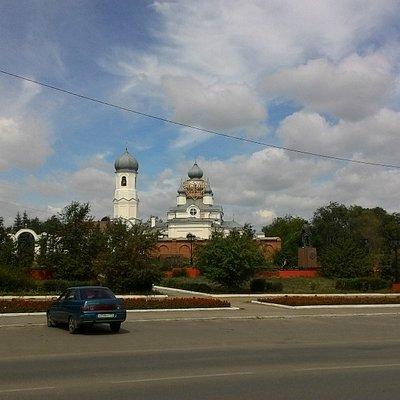 Храм в честь Димитрия Солунского