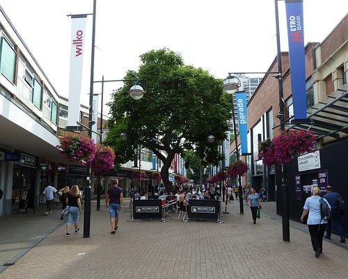 The Parade Shopping Centre i Swindon