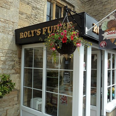 Roly's Fudge Pantry i Stow-on-the-Wold