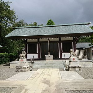 社殿ー成瀬杉山神社