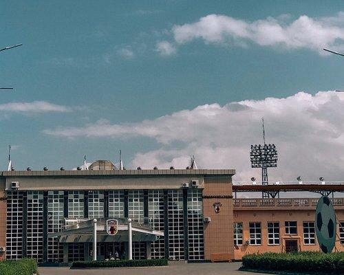Стадион заявлен как достопримечательность, но на самом деле ничего там нет, кроме самого стадион
