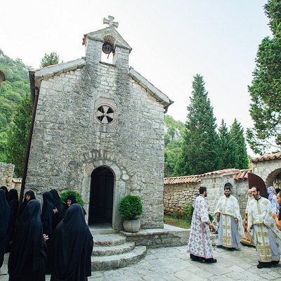 Main monastery church