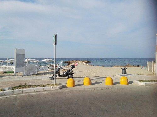 Spiaggia San Cataldo