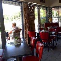 Am Strand Cafe Ottilie.