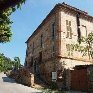 Villa Azzolino a Grottammare