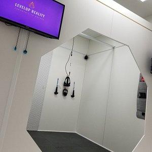 Levelup Virtual Reality Arcade Station