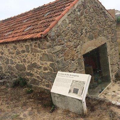 Casa Do Mar E Tanques Romanos