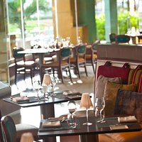 Nautilus Restaurant  - Inside seating