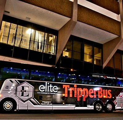 Tripper Bus & Tripper elite, award winning travel between the DC Suburbs and NYC!