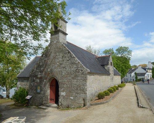 la chiesa da fuori