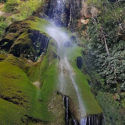 Kremiotis waterfalls