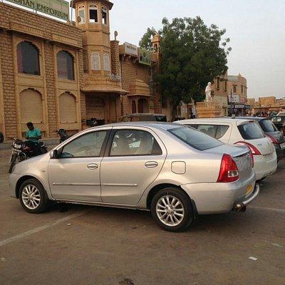 From Sadik Taxi Wala Jaisalmer