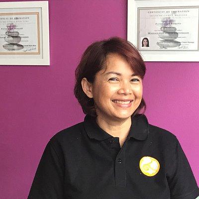 Bonjour je suis Misan, gérante du salon Thai Massage Bien-être à Champagnole :-)