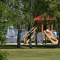 Base de Loisirs : ses aires de jeux extérieures pour petits et grands
