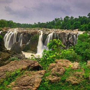 Gundichaghai Waterfall