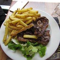 viande excellente-quantité suffisante