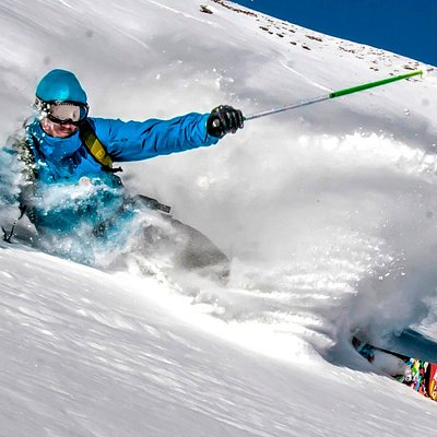 Skiing Powder In Megeve With Freedom Snowsports