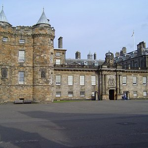 Abbey Sanctuary i Edinburgh