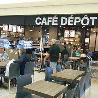 CAFÉ DÉPÔT - Centre d'Achats Carrefour du Nord