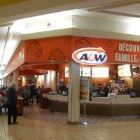 A&W - Carrefour du Nord - Porte # 2