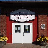 Front Door of Museum