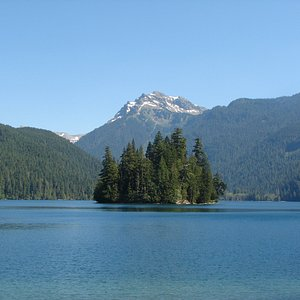 Packwood Lake on Perfect Day