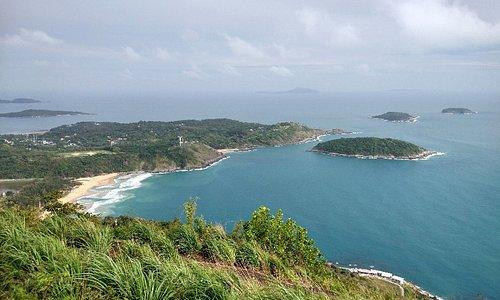 Black rock viewpoint