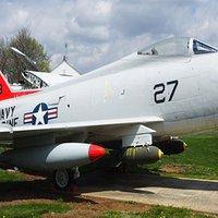 """North American FJ-4B """"Fury"""" ... recently restored!"""