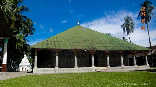 #Barpeta_Satra    Barpeta satra is a well-known sattra situated at Barpeta in the Indian state o