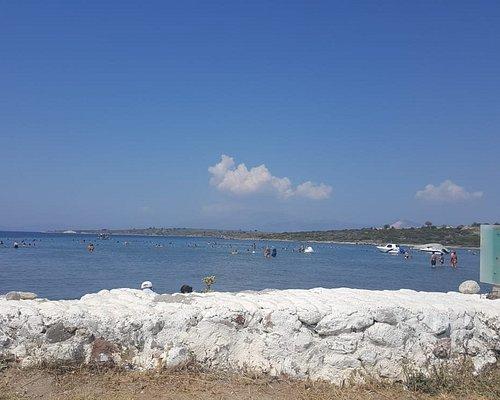 Günizi beach ve deniz