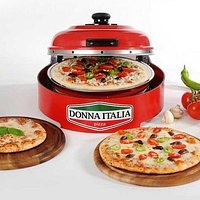 Authentic Italian Pizzas, eat in or take-away