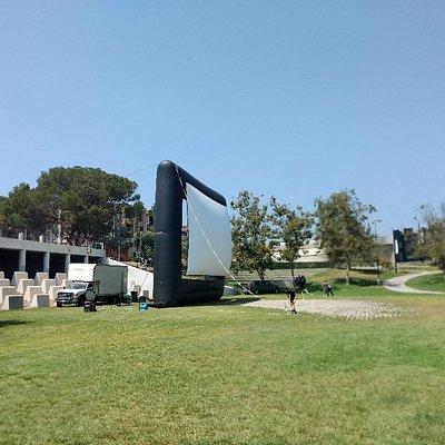 Big and amazing park