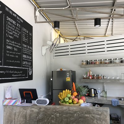 Our Juice Bar