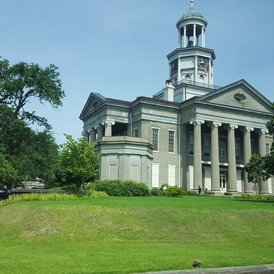 Old Court House On The Hill