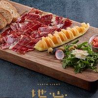 Iberian 5J Ham Platter