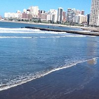 1) Punta Iglesias