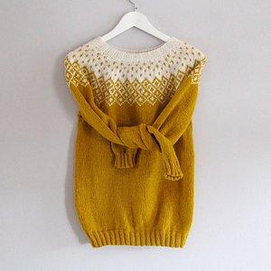 Bohéme Wool Sweater