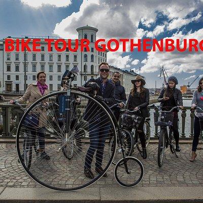 Guided tour i Gothenbrug.